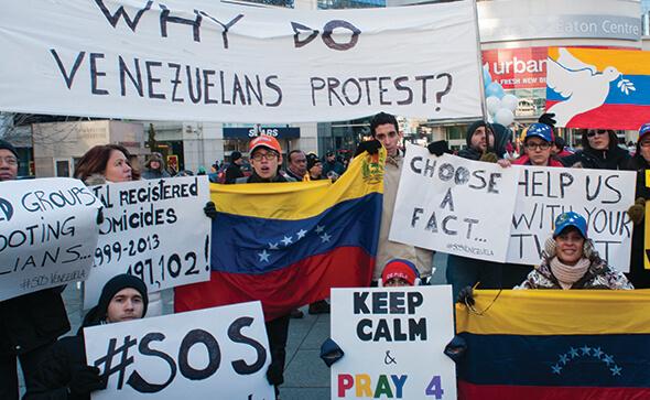 Inmigración – ¿Protegerá Canadá a los venezolanos que solicitan refugio?