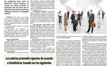 Cambios en la contratación de trabajadores extranjeros en Canadá