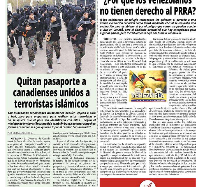 ¿Por qué los venezolanos no tienen derecho al PRRA?