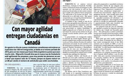 Canadá busca emigrantes profesionales jóvenes, ¿mito o realidad?