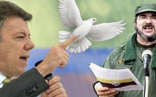 Conflicto armado en Colombia lejos de un final en paz.
