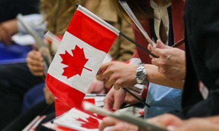 Los ciudadanos por adopción están en peligro en Canadá.