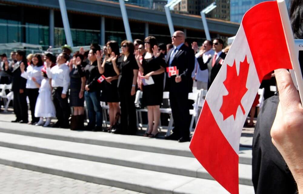 """""""A Canadian is a Canadian""""… ¡Un Canadiense es un canadiense!"""