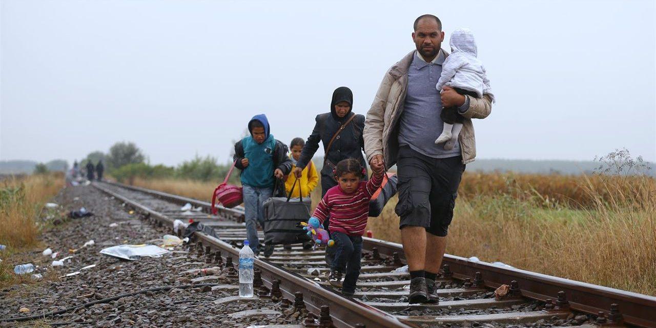 Refugiados Sirios…. una meta para el ministro de inmigración de 25 mil para fin de año!!