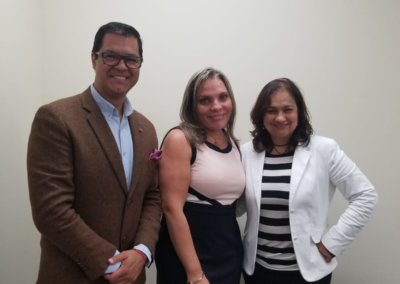 Diego Contecha y Esperanza Hincapie