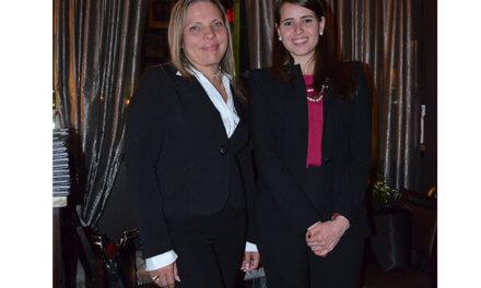 Embajada de Honduras invitación con la ministro de Relaciones Exteriores
