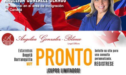 GIRA POR COLOMBIA – DESEA ESTUDIAR, TRABAJAR O VIVIR EN CANADÁ?