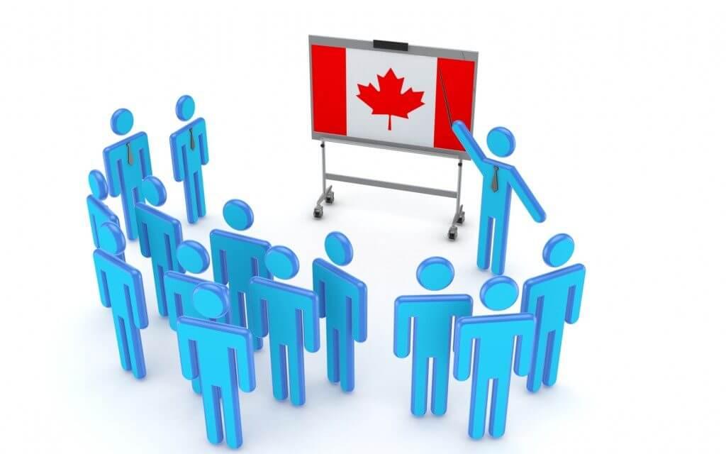 Gira para brindar información a colombianos que quieren emigrar a Canadá