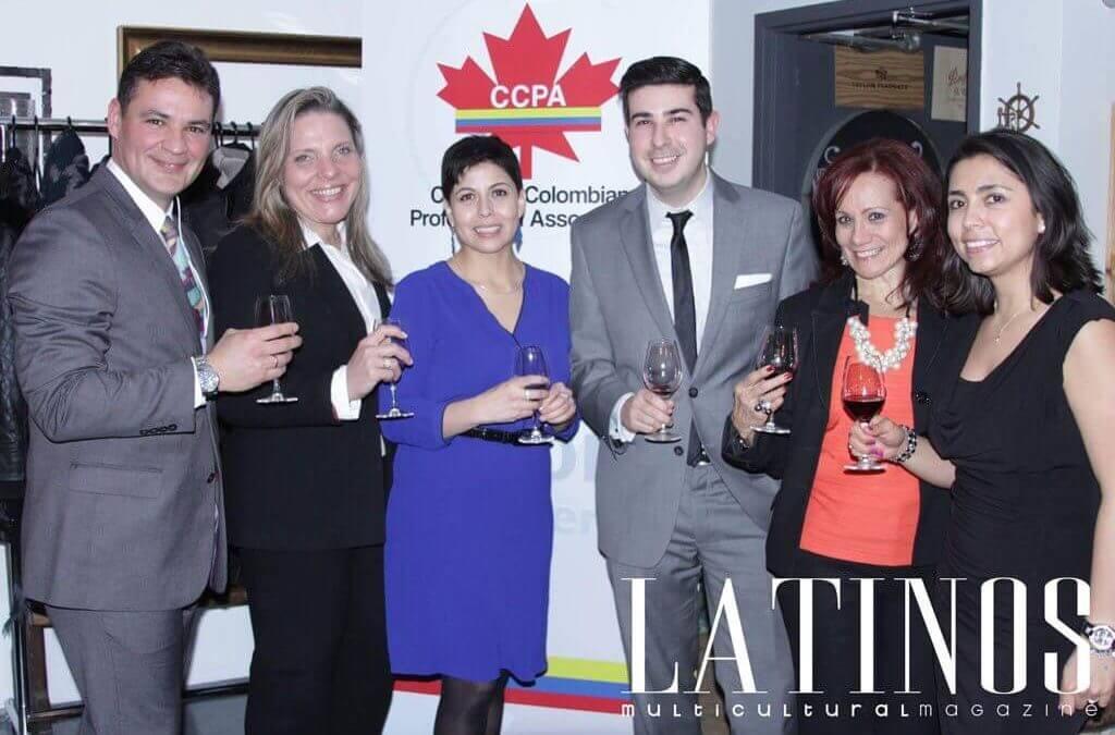 Junta Directiva de CCPA , Canadian Colombian Association 2017