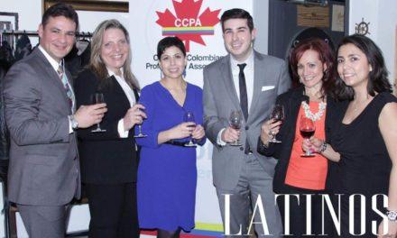 CCPA Board of Directors, Canadian Colombian Association 2017