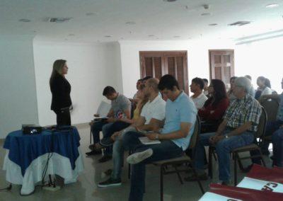 Seminarios y conferencias 17
