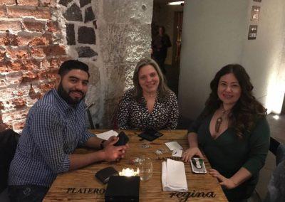equipo de Colaboradores en mexico