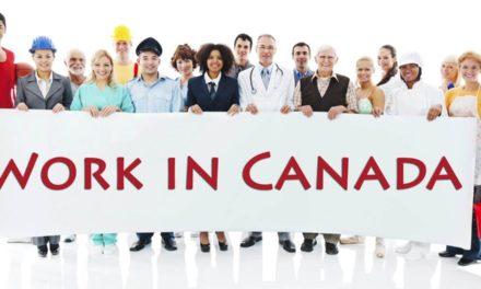 Canadá otorga permiso de trabajo que se pueden tramitar en dos semanas