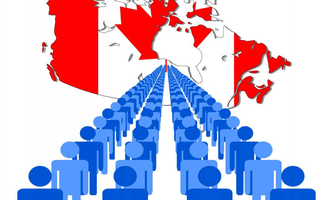 Cambios positivos en Migración Canadá en el 2017
