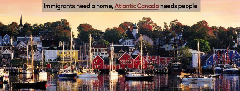 Programa migratorio para las Provincias del Atlántico canadiense, ¿Oportunidad o Sofisma?