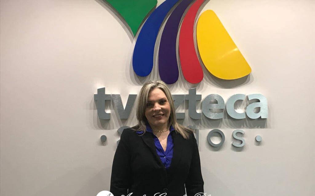 TV AZTECA MEXICO MARZO 2018.