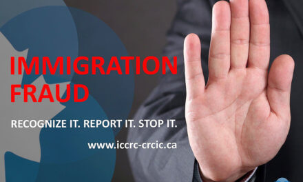 Tráfico humano en Canadá, ¿Por qué es posible?
