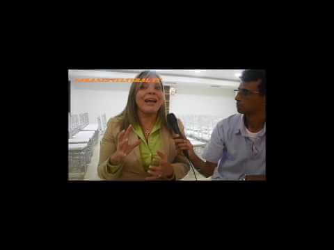 Entrevista Angélica Gonzalez Blanco desde Naranja Cultural TV