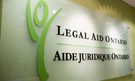 No habrá más apoyo por parte de Legal Aid Ontario para nuevos casos de Refugio