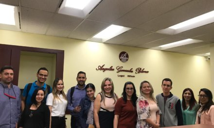 CHARLA BIENVENIDA CLIENTES MAYO 2019